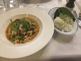 Chicken milinaise, duck curry and rice, lamb shoulder, scallops, chicken  liver parfait, prawn co - Picture of The Ivy Market Grill, London -  Tripadvisor