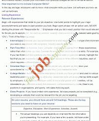 How To Prepare My Resume For A Job How To Make Resume Format Professional Dissertation Proposal 28
