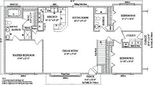 ranch style house floor plans along with small ranch style house plans ranch style houses ranch