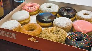 the healthiest and worst doughnuts breakfast sandwiches and coffees at dunkin donuts