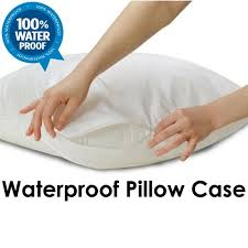 Waterproof Pillow Case Cover