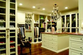 Huge Closets white chic walk in closet with white corner wardrobe of elegant 8100 by xevi.us
