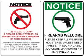 anti gun control sign. Unique Gun With Anti Gun Control Sign S