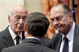 Valery giscard d'estaing et la Vème République : la vie politique en France