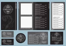 Design A Menu Free Restaurant Menu Design Free Vector Art 9 323 Free Downloads