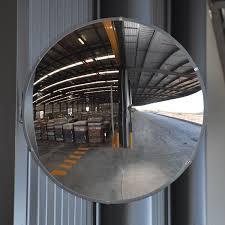 convex mirror w wall mount 600mm