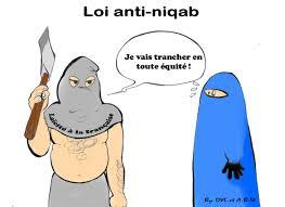 Contre la loi anti niqab Daniel Youssof Leclercq