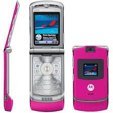motorola razr flip phone black. motorola razr v3 unlocked flip mobile phone new boxed pink razr black
