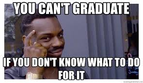 Image result for i graduate meme