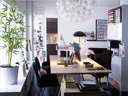 neutral home office ideas. Design Ideas: Cozy Home Office With Pops Of Color And Neutral Ideas I