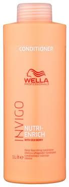 Wella Professionals <b>питательный бальзам</b>-уход для волос Invigo ...
