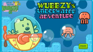wow wow wubbzy game video wubbzy s underwater adventure pre games