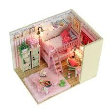 Dollhouse Kits Cheap Fabulous New Arrival Diy Creative Handmade