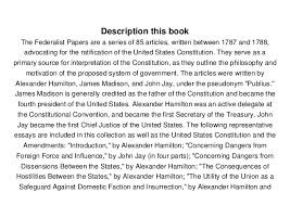 the federalist papers selected essays alexander hamilton e   the federalist papers selected essays alexander hamilton ebook