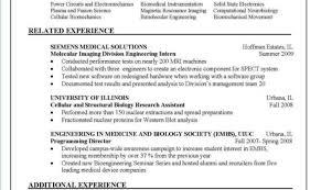 Writing A Resume For An Internship Internship Resume Examples Top
