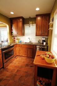 Terracotta Floor Tiles Kitchen 17 Best Images About Terra Cotta Floor Tile On Pinterest