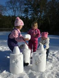 winter outdoor activities. Simple Winter Build A Fun Snow Castle For An Afternoon Outdoor Activity Throughout Winter Outdoor Activities