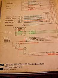cummins isc and isl cm2150 control module wiring diagram 4020573 image is loading cummins isc and isl cm2150 control module wiring
