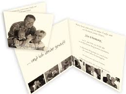 Spezielle Einladungskarten Für Eine Hochzeit Mit Taufe