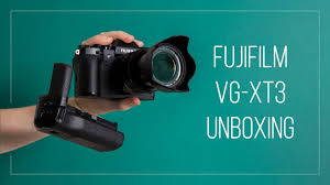 UNBOXING <b>Fujifilm VG-XT3</b> Vertical Battery Grip - YouTube