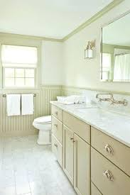 Beadboard Vanity Bathroom Cabinets Traditional With Tile Wall Contemporary Medicine Decorating Ideas White