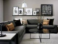 Modern white living room furniture Modern Style 69 Fabulous Gray Living Room Designs To Inspire You Clean Modern Linear Shelving Holds Varying Gallery Styles Of Grey White And Black Frames Paired With Mulestablenet 2492 Best Modern Living Room Ideas Images In 2019 Colors