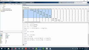 mit numerical methods for pde lecture 3 finite difference 2d matlab demo