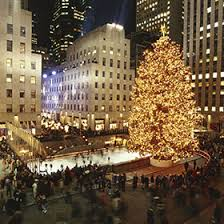 The History of the Rockefeller Center Tree