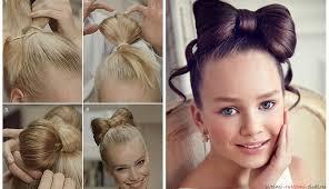 Krásné Sváteční Dětské účesy Pro Holky Na Ples V škole A Ve škole