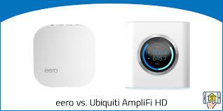 Eero Vs Ubiquiti Amplifi Hd Differences Explained