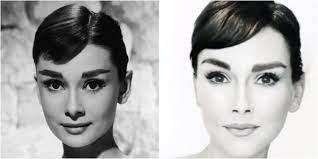 Audrey Hepburn Makeup Transformation ...