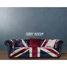 british flag furniture. Photo British Flag Furniture