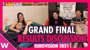 Welcome to the grand final of the eurovision song contest 2021! 9tm Jqlnfkk3sm
