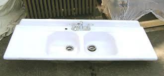 kohler porcelain kitchen sink intunition com