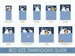 King Mattress Size Measurements In Cm Chart Percepts Info