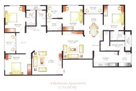 apartment house plans designs. 4 Bedroom Home Plans And Designs Apartment Floor  Stunning Apartments Decor House Apartment House Plans Designs N