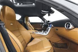 leather car