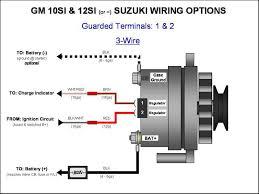 gm 3 wire alternator wiring diagram 3 Wire Alternator Wiring Diagram ac delco 4 wire alternator wiring diagram wiring diagrams 3 wire alternator wiring diagram and resistor