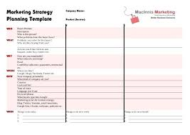 What Are Strategic Plan Template