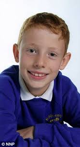 James butterworth. 'Old' school: James in his uniform for Eldon Grove in Hartlepool - article-1271232-0969C010000005DC-218_233x423