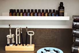 doterra essential oils eo storage ikea ribba shelf essential oils rack
