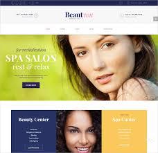 beauty hair spa salon wordpress theme 788x765
