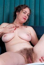 Hairy mature big breasts