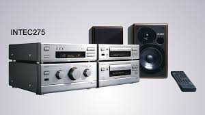 onkyo mini stereo system. intec275 heralds a new era for hi-fi components onkyo mini stereo system