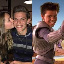 Taylor Lautner from Sharkboy ...