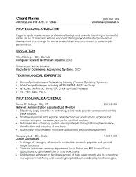 Security Resume Objective Examples Resume Objective For Security Job Resume Ideas