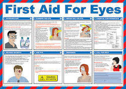 Laboratory First Aid Chart First Aid Treatment Chart Treatment Chart Laggere