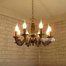 brass modern chandelier modern chandelier light antique iron brass color lighting modern decoration lamp iron chandelier for ceiling chandeliers black and