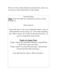french letter writing informatin for letter how to write a business letter in french letter