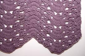 Easy Ripple Crochet Pattern Cool Design